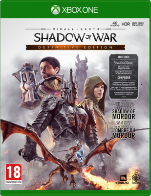 Shadow of War Definitive Edition (XONE)