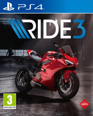Ride 3 (PS4 PROMO COPY)