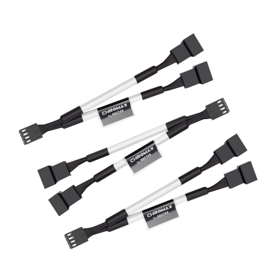 NA-SEC1 chromax.white extension cables